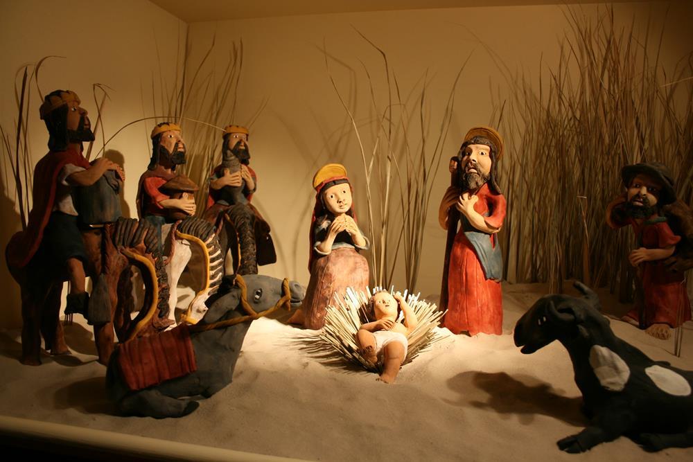 kleinbettingen creche nativity