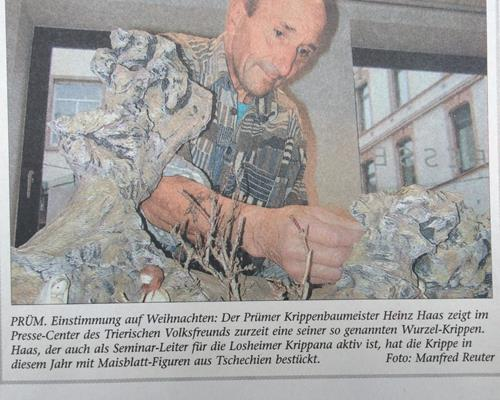 In the german Press - Ars Krippana