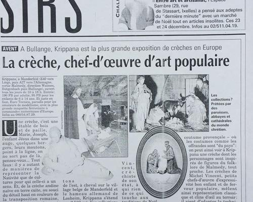 In the French Press - Ars Krippana